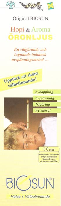 Öronljusterapi
